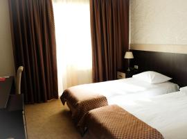 Ekipazh Hotel, Krasnoznamensk