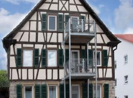 Moserhof-Apartments, Igersheim