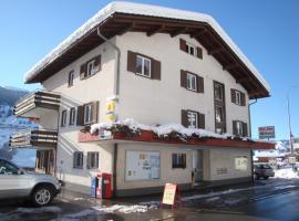 Hotel Old-Jnn, Saas