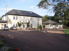Adniston Manor, Tranent