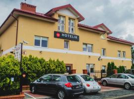 Hotelik Jankowski, Rašina