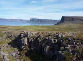 Hænuvík Cottages, Patreksfjörður
