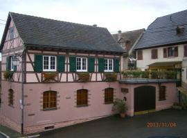 Gite Au Nid De Cigognes, Dieffenthal