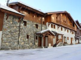 Chalet Selaou, Val Thorens