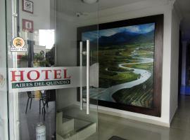 Hotel Aires del Quindío, Armenia