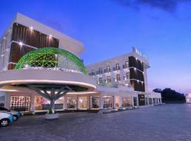 D'MAX Hotel & Convention, Praya