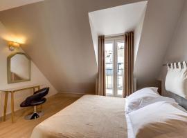 Hotel Montmartre Clignancourt