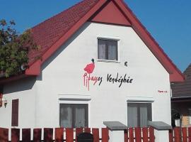 Pipacsos Vendégház Kiskunmajsa, Kiskunmajsa