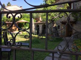 Casa di Nonna Gege, Piteccio