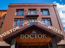 Vostok, Shakhty