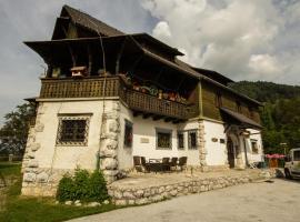 Guesthouse Dom Na Glavi, Gozd Martuljek