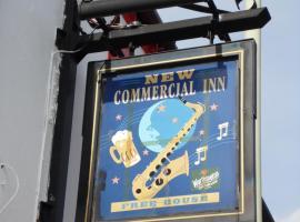 Commercial Inn, Stoke on Trent