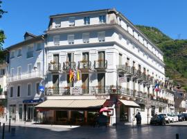 Hôtel Panoramic, Luchon