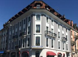 Hôtel des Alpes, Nyon
