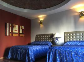 Luna Auto Hotel & Villas Coloniales, San Miguel de Allende