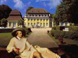 Kurpark Hotel Bad Lauchstädt, Bad Lauchstädt