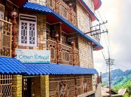 Hill Crown Retreat, Darjeeling