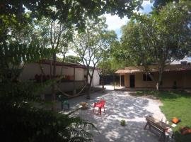 Hostal Cabo San Juan, Mamatoco