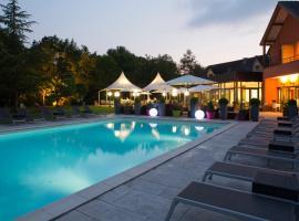 Le Dracy Hôtel et Spa, Dracy-le-Fort