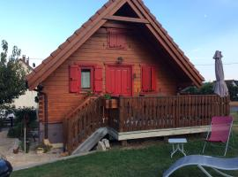 Chalet Colline et Lou, Wintzfelden
