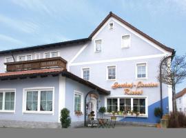 Hotel Gasthof Pension Riebel, Etzenricht