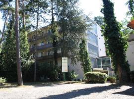 Waldhotel zum Taunus, Budenheim