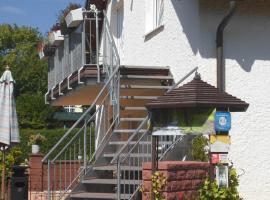 Ferienwohnung Frank, Berndorf