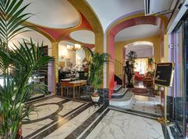 Hotel Due Mondi, Turijn