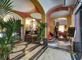 Hotel Due Mondi, Turīna