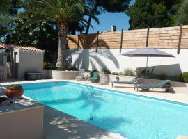 La Villa du Petit Port, Martigues