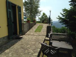 Castellaccio 5 terre, Pegui