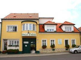 Gästezimmer Fabian, Oggau