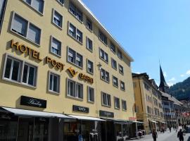 Hotel Post, Coira
