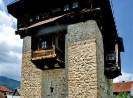 Apartments ErOm Beg, Plav