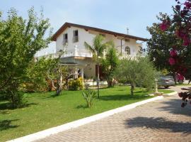 Villa Di Bartolomeo, Albanella