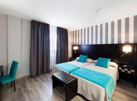 Hotel Zentral Parque, Valladolid