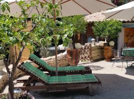Le Clos des Aramons, Bernis
