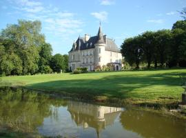 Château de la Chabroulie, Isle