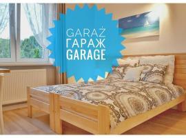 Apartament Garden, Pruszcz Gdański