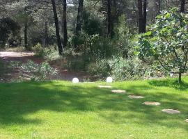 Mazet du ruisseau, Les Baux-de-Provence