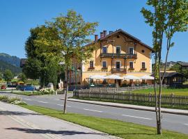 Hotel Gasthof Post, Sankt Martin am Tennengebirge