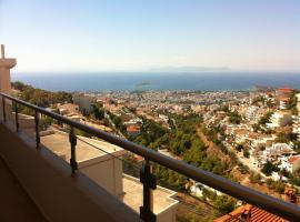 Panoramic Voula's View