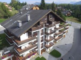 Appartement Jacinthes A49, Crans-Montana