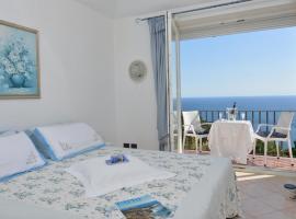 Capri Luxury Sea View Villa
