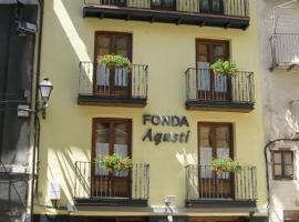 Fonda Agustí, Esterri d'Àneu