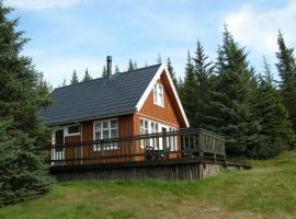 Rubin Holiday House Blondalsbud, Úlfsstaðir