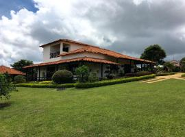 Villa Silvias, La Granja