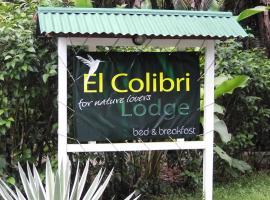 El Colibri Lodge, Manzanillo
