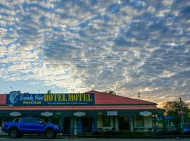 Lucinda Point Hotel Motel, Lucinda