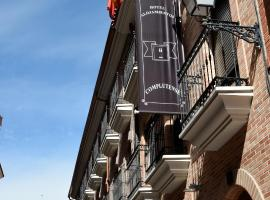 Complutense, Alcalá de Henares
